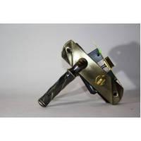 Ручка-защелка  50 мм Hi-LUKE 47Z-(BK50-54AB)