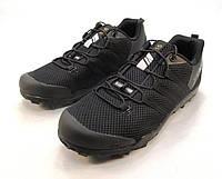 Кроссовки мужские  Adidas Terrex Continental сетка черные (р.41,42,43,44)