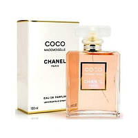Женская парфюмированная вода Chanel Coco Mademoiselle (Шанель Коко Мадмуазель),100 мл
