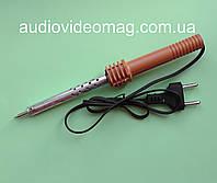 Паяльник 220В 30 Вт, пластиковая ручка (Китай)