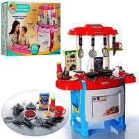 Детский игровой набор кухня интерактивная WD-B18