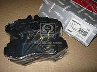 Колодки тормозные дисковые Mercedes SPRINTER, VITO 97-03 передние Гарантия