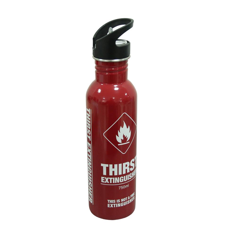 Спортивная бутылка для воды Пожарник, 500 мл