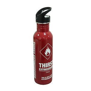 Спортивная бутылка для воды Пожарник, 500 мл, фото 2