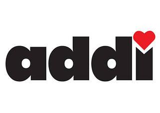 Спицы Addi круговые никелированные супергладкие
