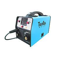 Сварочный полуавтомат TESLA MIG/MAG/TIG/MMA 307 LCD