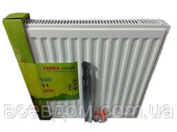 Радиатор стальной Terra Teknik т22 500х700