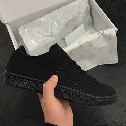 sports shoes 1e24f 3ebac Кроссовки Puma x Stampd Clyde Black