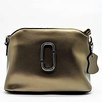 Женская сумочка через плечо из натуральной кожи бронзового цвета ENY-004959, фото 1