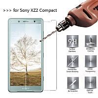Защитное стекло Glass для Sony Xperia XZ2 Compact H8324