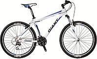 "Велосипед GIANT Rincon мат.бел./син. S/17, 26"""