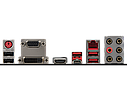 """Материнская плата MSI B350 Gaming Plus AM4 DDR4 """"Over-Stock"""", фото 2"""