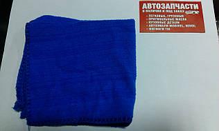Микрофибра (полотенце) синяя