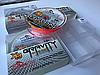 Плетеный шнур DuraKing Gravity X8 Braid 150 м #1,5 (0.18 мм/12,7 кг) Orange