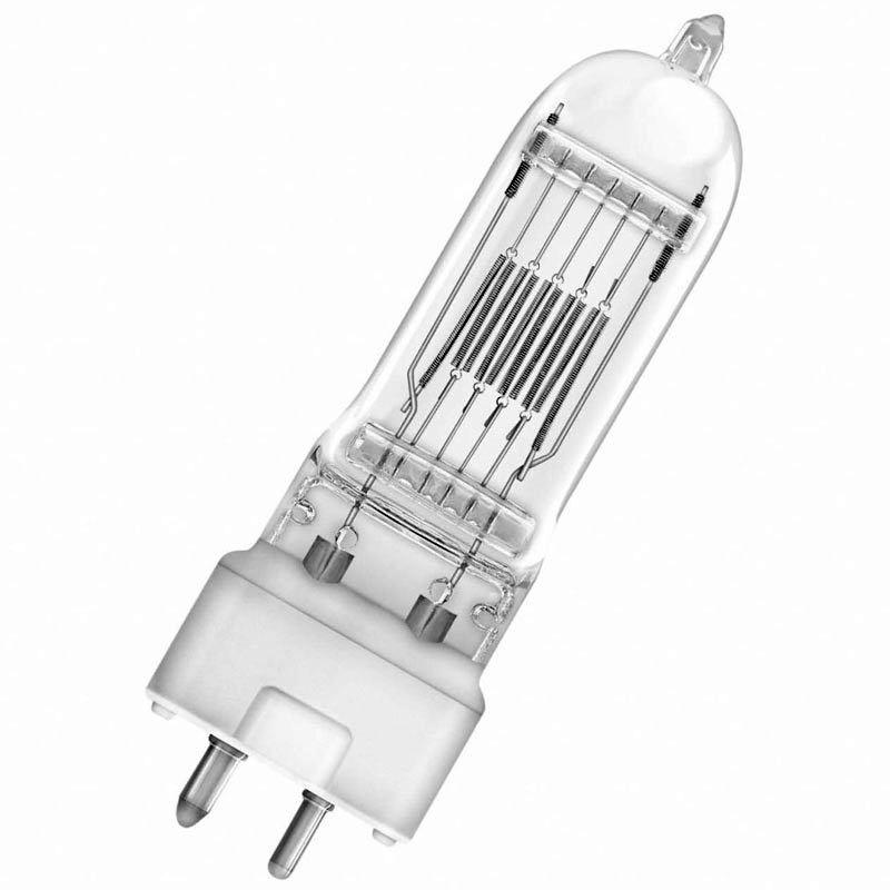 Лампа галогенная 230v - 500w OSRAM 64680 GY9.5