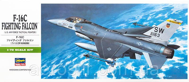 F-16C General Dynamics, Fighting Falcon 1/72 HASEGAWA B2