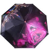 Складной зонт Три Слона Зонт женский автомат ТРИ СЛОНА RE-E-145L-EL-9