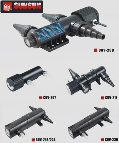 Спиральный Стерилизатор SunSun CUV-236