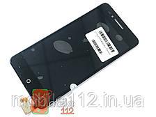 Модуль для ZTE Blade A610 (Дисплей + тачскрин) черный