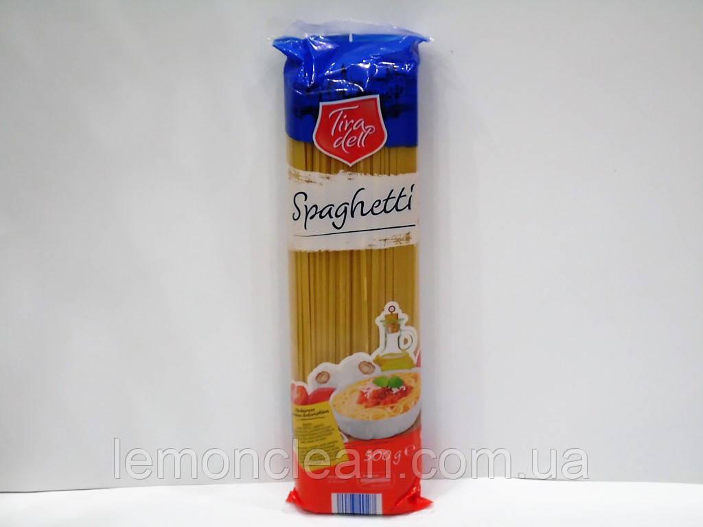 Макароны спагетти Tira dell Spaghetti, 500г
