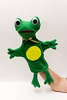 Кукла перчатка Лягушка.