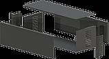 Корпус металевий Rack 3U, модель MB-3160vSP (Ш483(432) Г162 В132) чорний, RAL9005(Black textured), фото 3