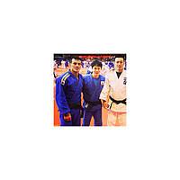 Кимоно для дзюдо Champion   NEW IJF 2015 (синий)