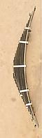 Рессора задняя ЗИЛ-130 14 листовая.