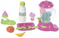 Игровой набор для кормления малыша в кейсе Ecoiffier Nursery, 12 аксес., 12 мес.+