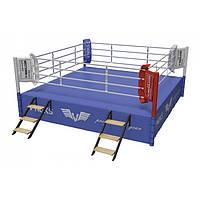 Ринг для боксу V`Noks Competition 6 * 6 * 1 метр