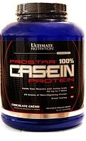 Казеин, Ultimate Nutrition, Prostar Casein, 2,27 kg