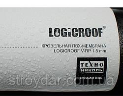 ПВХ мембрана Технониколь Logicroof V-RP 1,2 ММ
