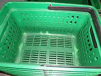 Корзины покупательские бу., торговые корзинкии б у., фото 1