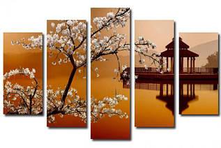 Декоративные картины на стекле