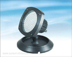 Светильник для пруда SunSun CQD-135L, Погружной, 35W