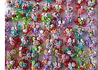 Бутоньерки 3 розы, ручная работа, фото 1
