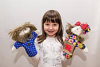 Кукла-перчатка Баба Яга большая