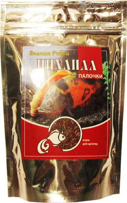 Корм Цихлида в палочках для цихлид, пакет 1 кг