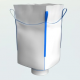 Однопетлевой мягкий контейнер биг-бэг, фото 2