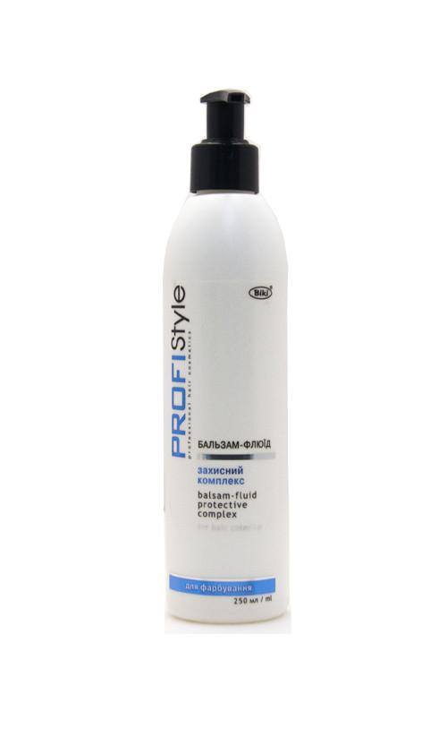 Profi Style Бальзам флюид для волос Защитный Комплекс 250 мл Код 18698