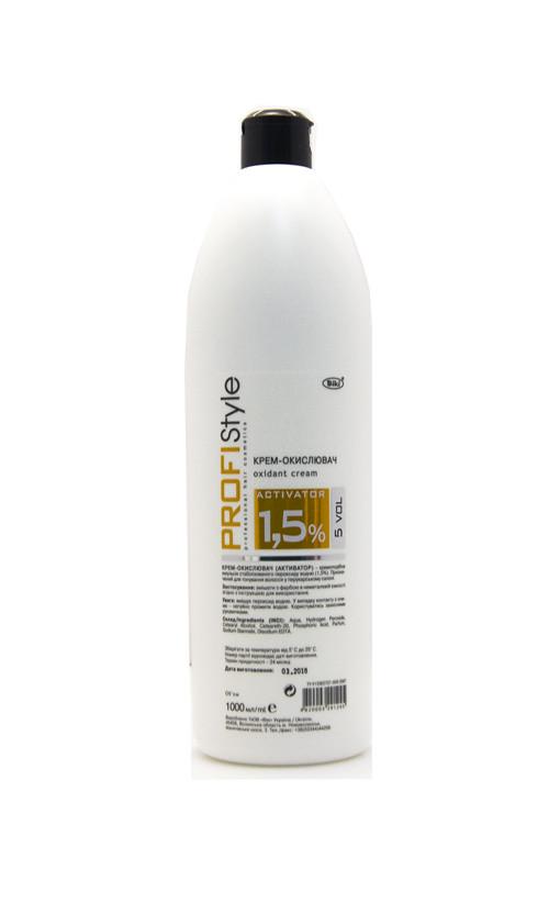 Profi Style Крем окислитель для волос 1.5% 1000 мл Код 11394