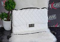 Качественная сумка Chanel белая., фото 1