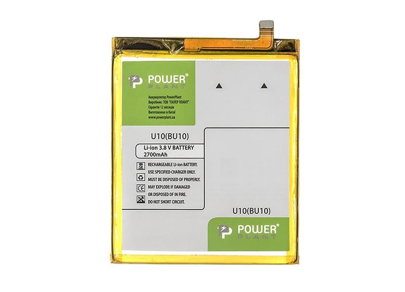 Аккумулятор PowerPlant Meizu U10 (BU10) 2700mAh