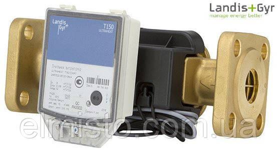Ультразвуковой расходомер-регистратор фланцевый ULTRAHEAT® T150 / 2WR724 DN20 Qn 1,5 PN25 (Landis+Gyr)