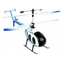 Вертолёт Xieda 9988 Police соосный копийный (белый с голубым) от GREAT WALL TOYS