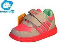 Детские кроссовки с мигалками TM Clibee  20-25