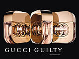 Gucci Guilty туалетна вода 75 ml. (Гуччі Гилти), фото 3