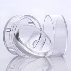 Штамп прозрачный с силиконовой подушкой широкий