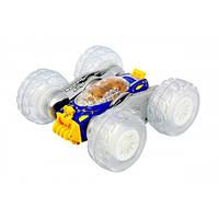 Мини-перевертыш LX606 TORNADO TUMBLER с аккумуляторами (СИНИЙ) от LX Toys
