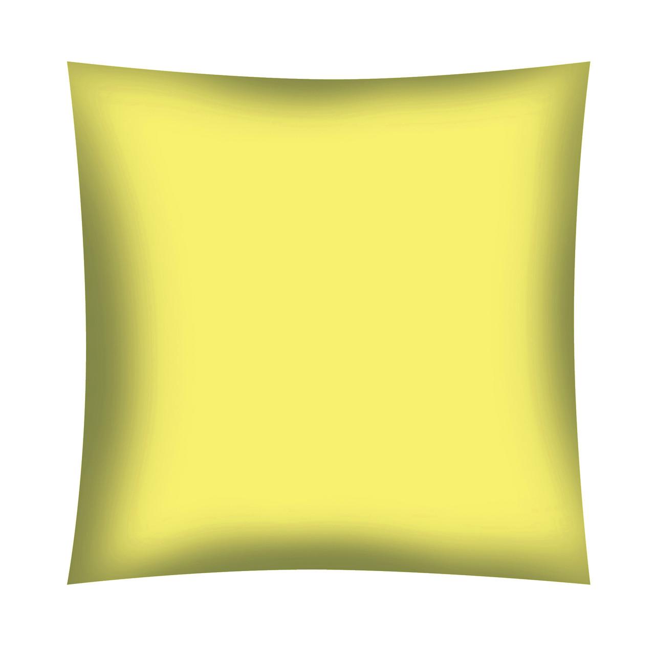 ✁ Отрезы Однотонной Лимонно-желтой бязи (Польша!)